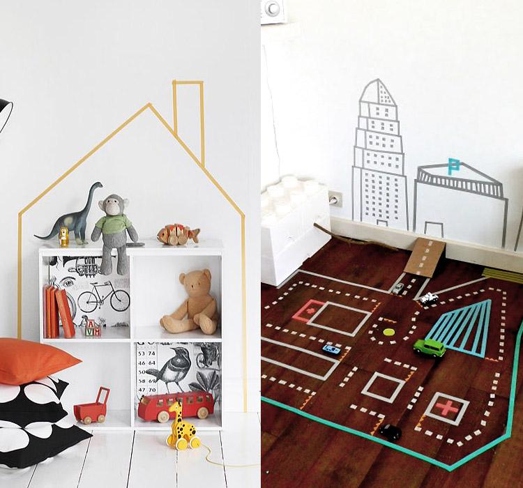 idee-decorazioni-washi-tape-bambini