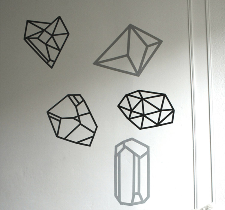 idee-decorazioni-washi-tape-diamanti
