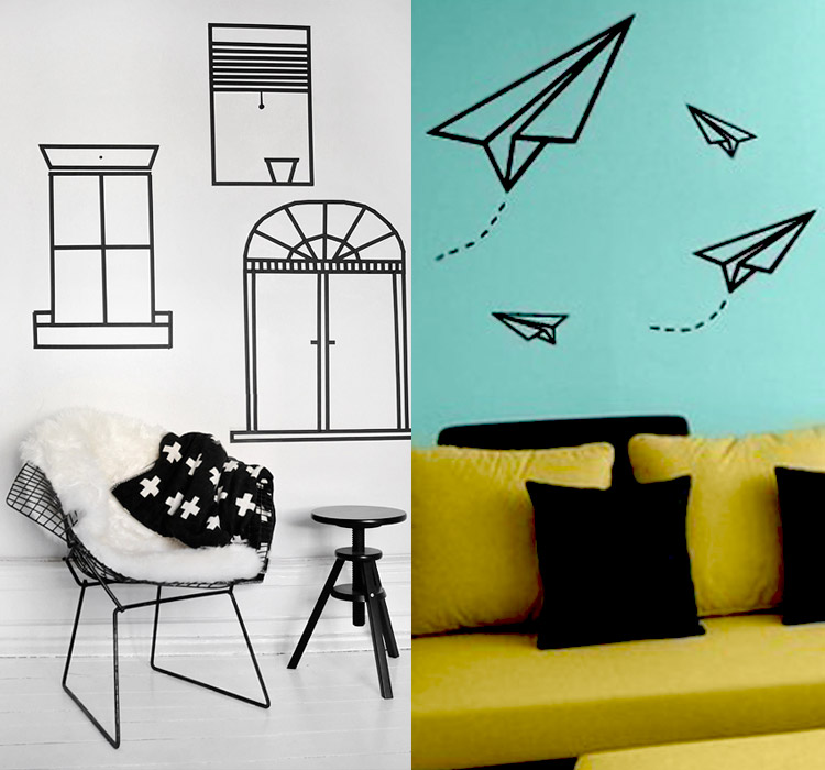 idee-decorazioni-washi-tape-figure