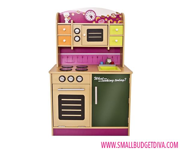 Cucina giocattolo in legno le migliori 5 sotto i 100 - Cucina giocattolo in legno ...