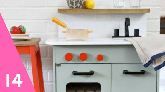 Cucina giocattolo fai da te i migliori 15 tutorial dal web for Cucina giocattolo