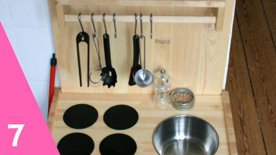 Cucine Giocattolo In Legno Usate.Cucina Giocattolo Fai Da Te I Migliori 15 Tutorial Dal Web