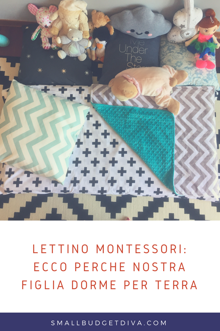lettino montessori _ pin