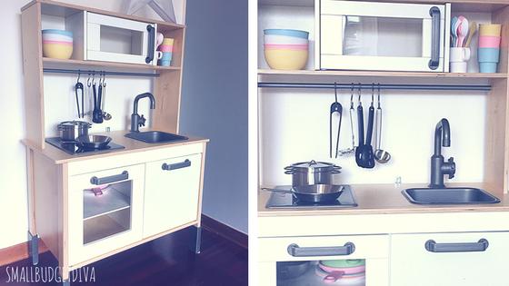 Cucina giocattolo Ikea Duktig, recensione | oggi cucina V