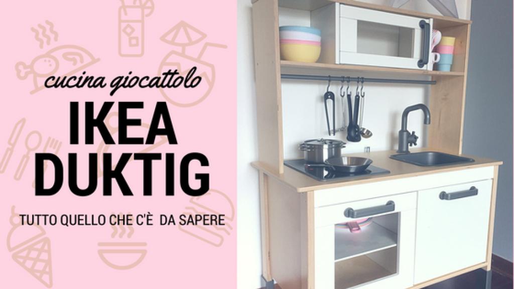 Cucina giocattolo ikea duktig recensione oggi cucina v - Cucine giocattolo ...
