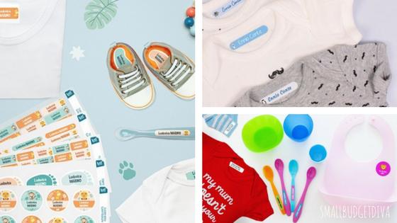 etichette personalizzate per asilo - kit prestampati online