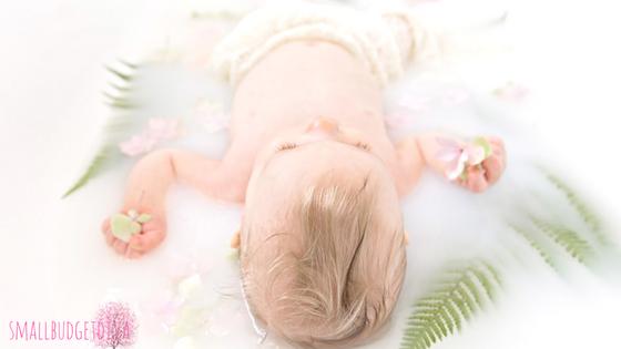 bagnetto neonato come fare _ bagnetto neonato bagno di latte