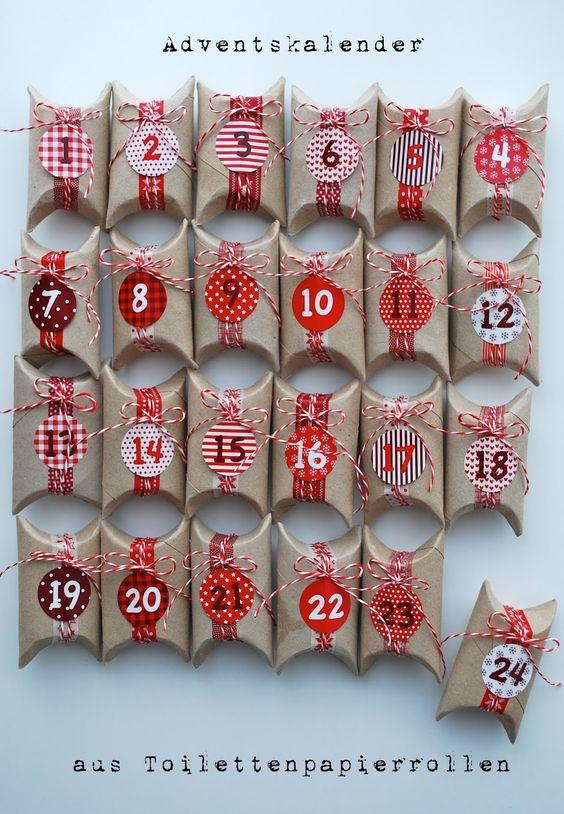 Calendario Avvento Fai Da Te Bambini.Calendario Dell Avvento Fai Da Te Tante Idee E Una Sorpresa
