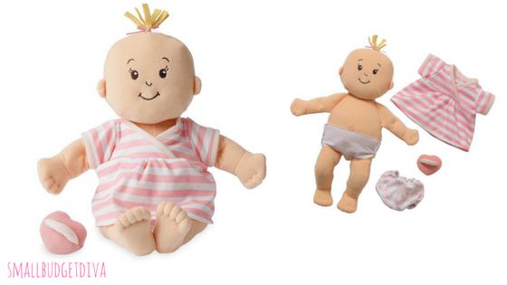 bambole di pezza _ bambole morbide Manhattan Toys