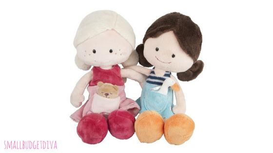 bambole di pezza _ bambole morbide Nici