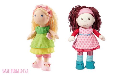 bambole di pezza _ bambole morbide haba