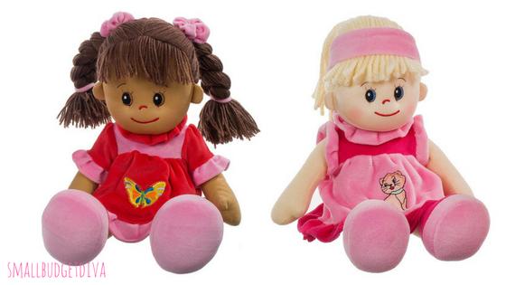 bambole di pezza _ bambole morbide heunec