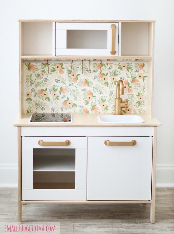 Personalizzare la cucina giocattolo ikea come fare idee for Cucina giocattolo