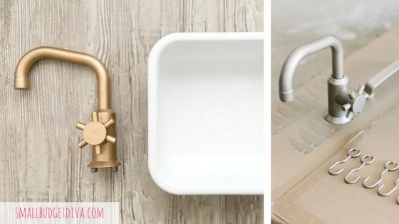 Personalizzare la cucina giocattolo Ikea_dipingere parti in plastica
