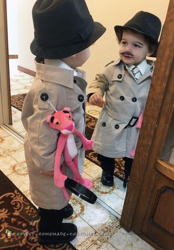 Costumi di carnevale fai da te per bambini _ Clouseau