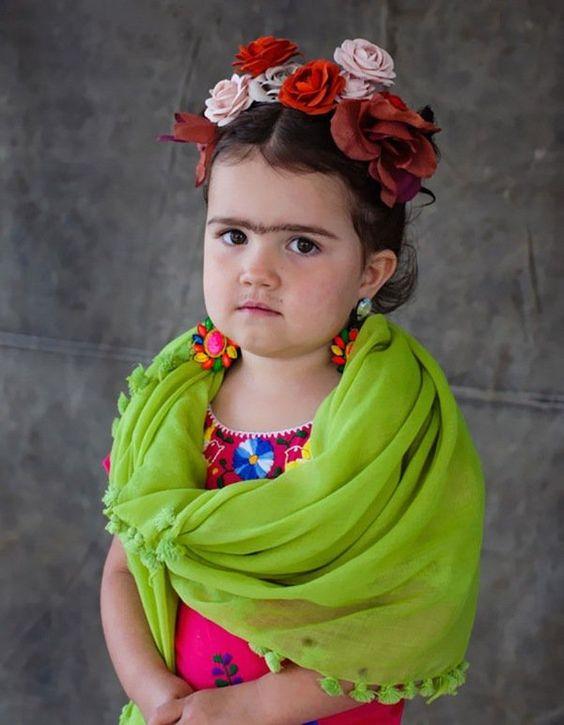 Costumi di carnevale fai da te per bambini _ Frida