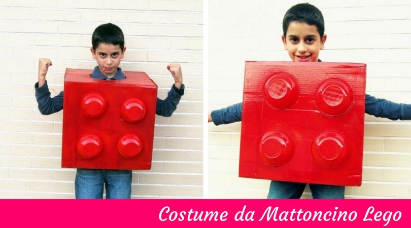 Costumi di carnevale fai da te per bambini _ Lego