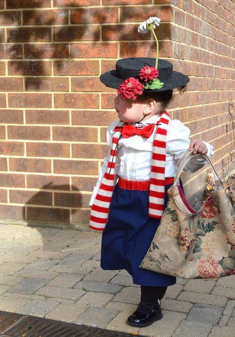 Costumi di carnevale fai da te per bambini _ Mary Poppins