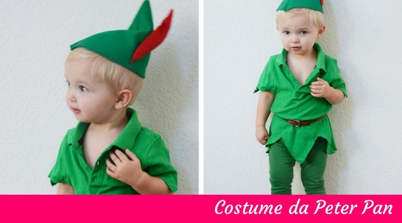 Costumi di carnevale fai da te per bambini _ Peter Pan