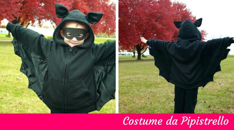 Costumi di carnevale fai da te per bambini _ Pipistrello