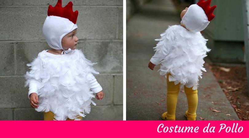 Costumi di carnevale fai da te per bambini _ Pollo
