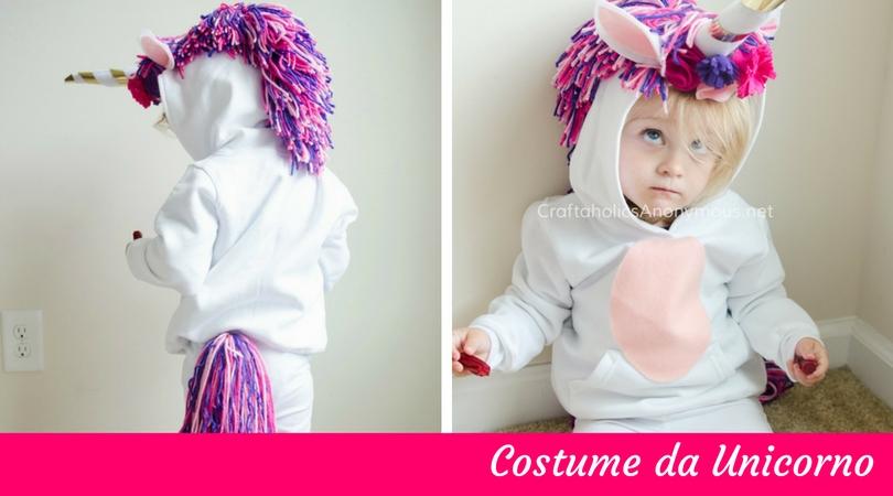 Costumi di carnevale fai da te per bambini _ Unicorno