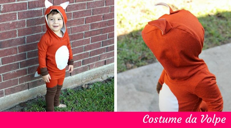 Costumi di carnevale fai da te per bambini _ Volpe