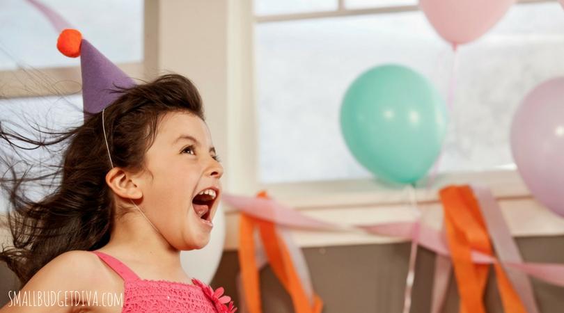 La piaga moderna delle feste per bambini _ bambina che grida