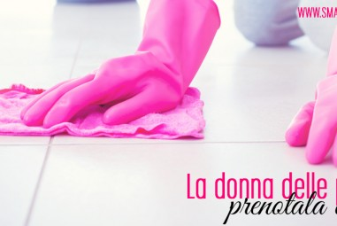 La donna delle pulizie? Ora si prenota online!