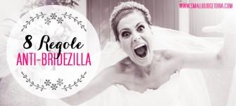 Preparativi senza stress | le 8 regole anti Bridezilla
