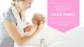 Bagnetto neonato, come fare? | Guida e consigli pratici