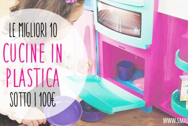 Cucina giocattolo in plastica | le migliori sotto i 50€ e 100€