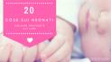 Essere mamma per la prima volta | 20 cose che non troverete sui libri