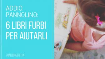 Libri per lo spannolinamento | 6 libri furbi che aiutano a togliere il pannolino