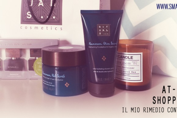 Il mio rimedio contro lo stress | at-home SPA Shopping Haul