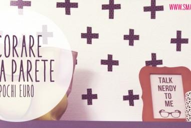 Washi Tape | come personalizzare una parete