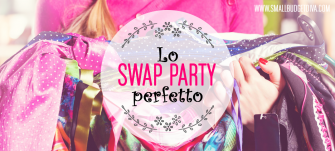 8 regole per organizzare uno Swap Party